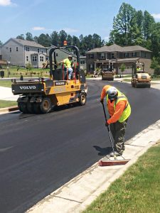 Pavement Milling in Wake Forest