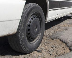 Apex asphalt repair
