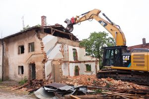 demolition contractor wake forest