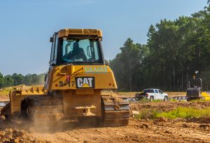 stormwater management in Holly springs