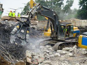 demolition contractors in holly springs