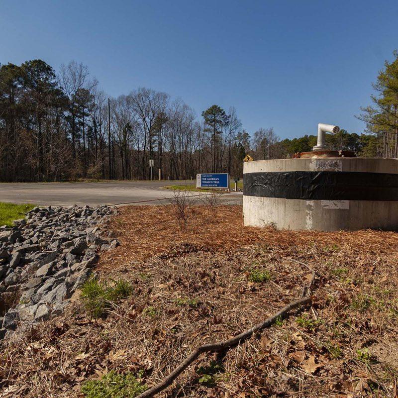 stormwater-control-American-Tobacco-Trail-Apex