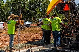 Subdivision Paving Contractor